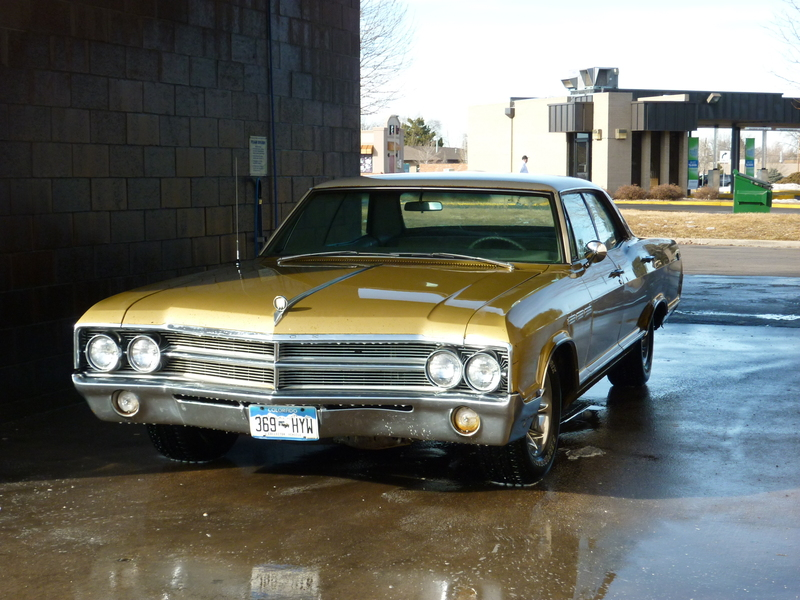 1965 Buick LeSabre 4-Door Hardtop For Sale in Colorado - Bob\'s Bad ...